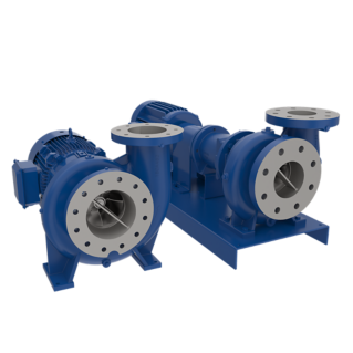 Pentair Fairbanks Nijhuis 1600 Series Single Stage End Suction Pumps