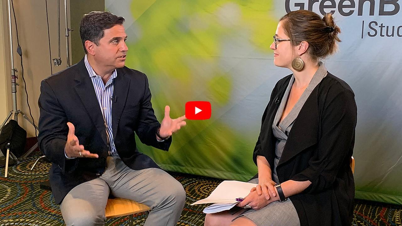 Phil Rolchigo's recent interview with Sarah Golden, Senior Energy Analyst, GreenBiz Group
