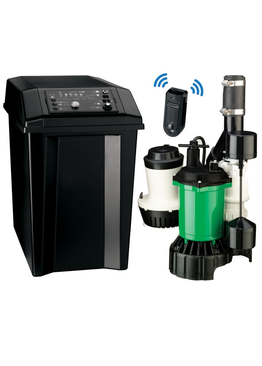 myers brand filtration product black and green