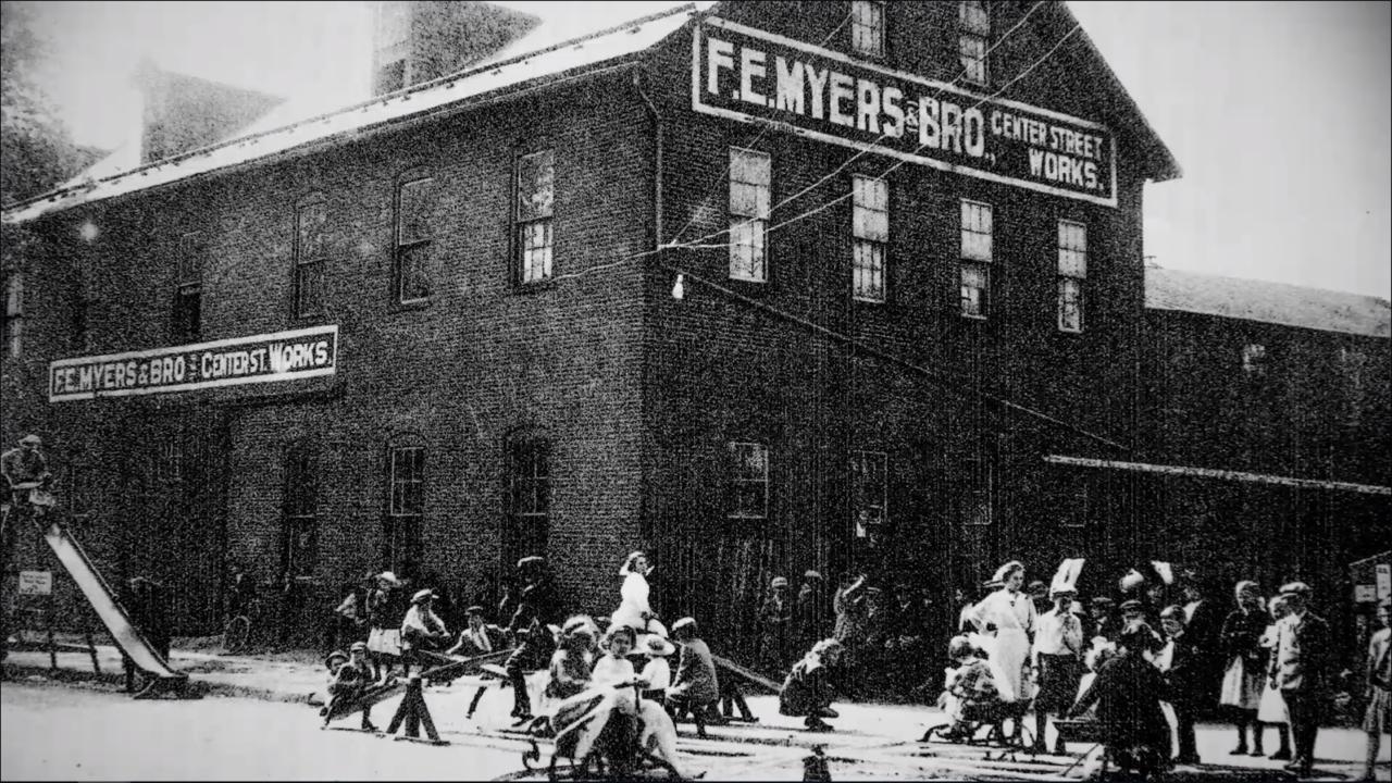 Myers 150 Anniversary