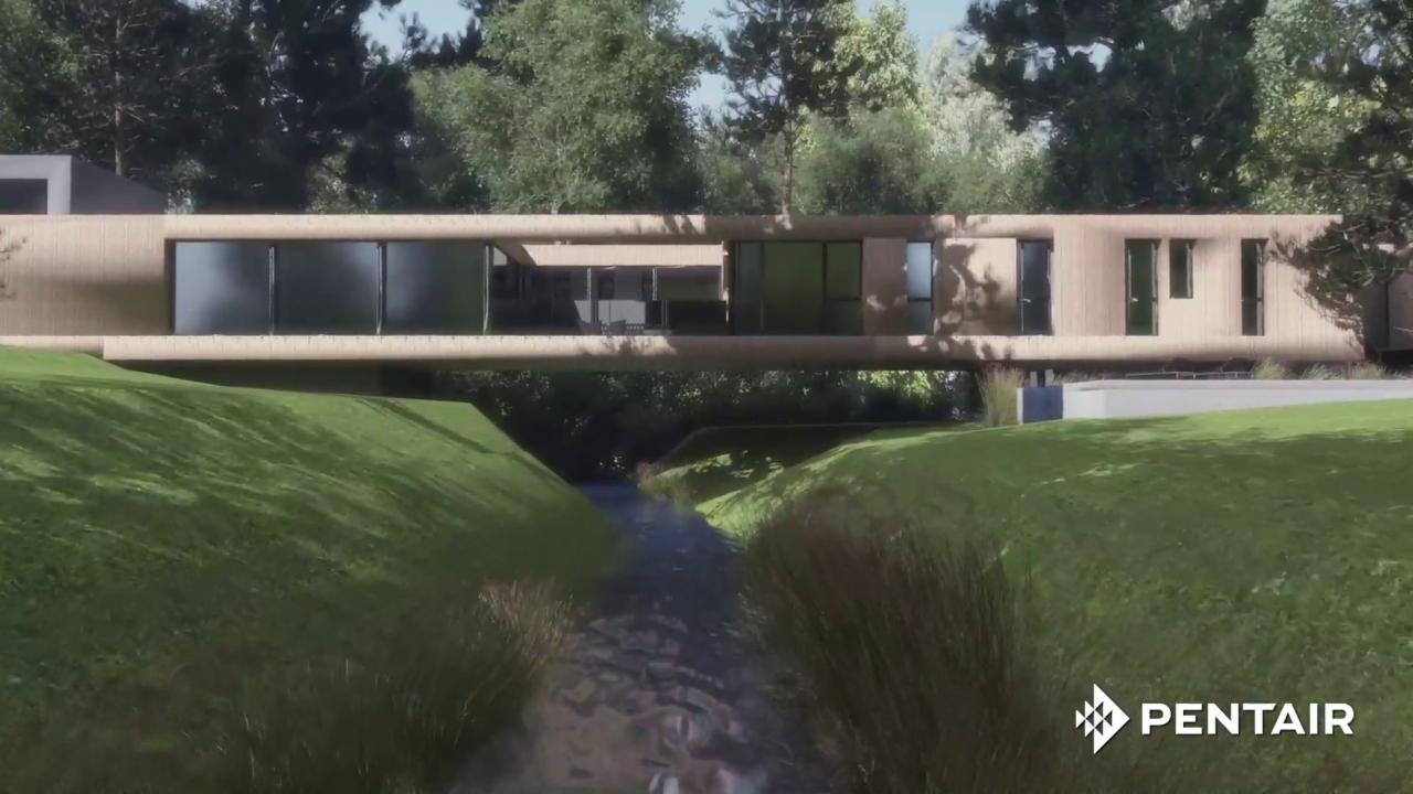 Bridge House Video