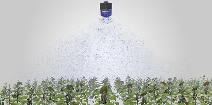 Guardianair Twin Spray Nozzles - GAT