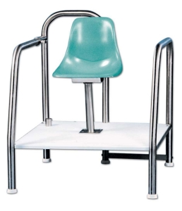 1 step lookout lifeguard chair