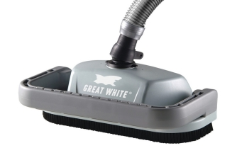 great white inground pool cleaner
